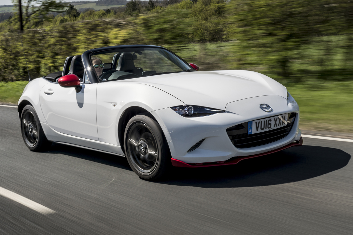 mazda to reveal new mx 5 icon edition at goodwood. Black Bedroom Furniture Sets. Home Design Ideas