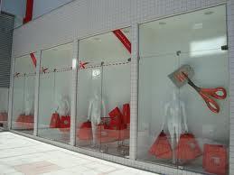 foto de Fachada de vidros temperado para Lojas
