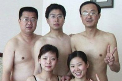 Chinese Sex Scandal