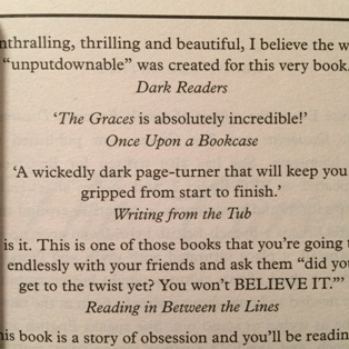 Quote in The Curses by Laure Eve