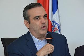 Luis Abinader califica de intrascendente el discurso del presidente Danilo Medina