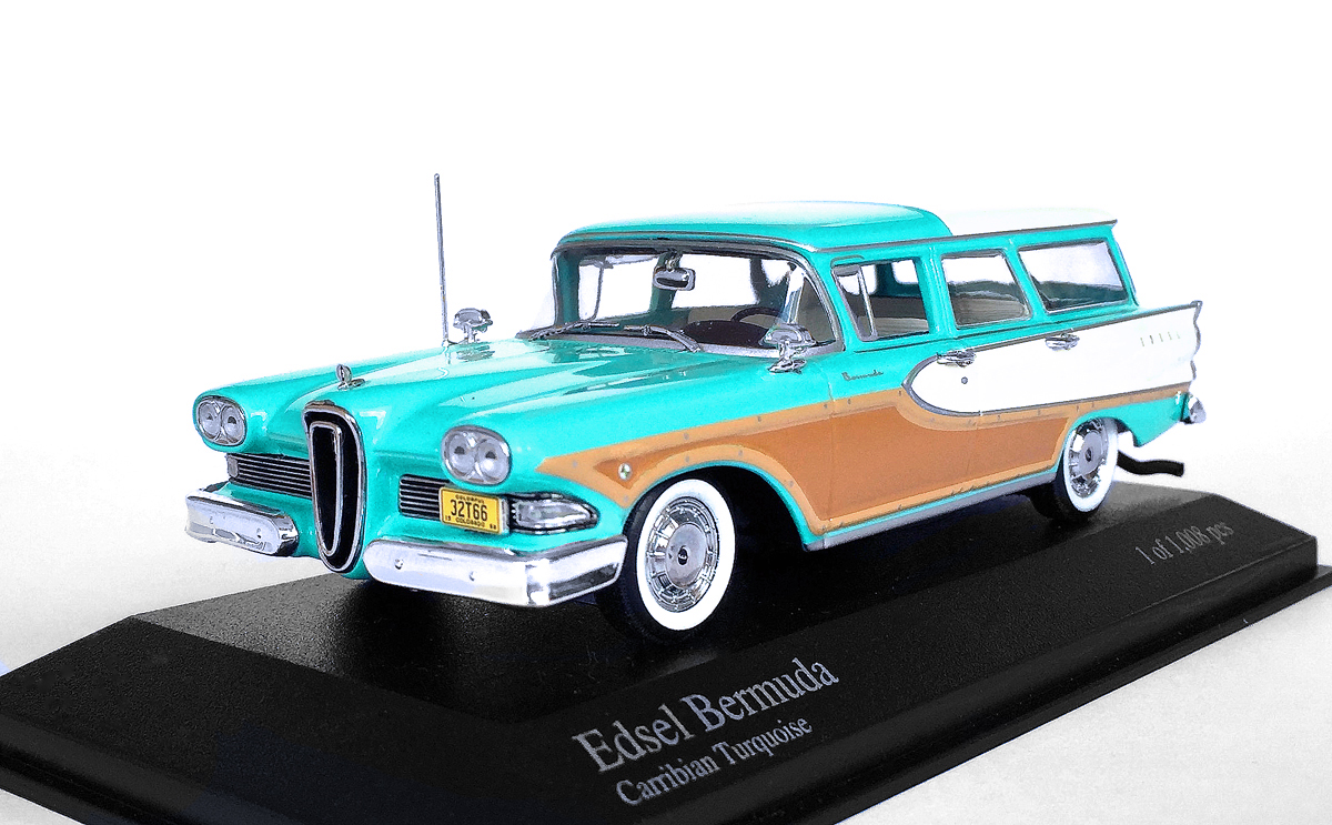 American Icons 1 43 Collection 1958 Edsel Bermuda Station