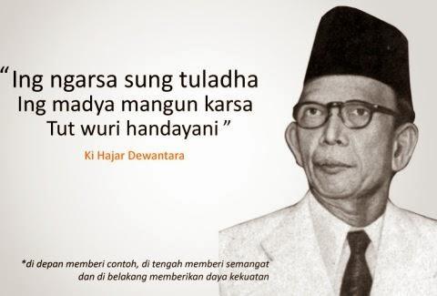 biografi ki hajar dewantara, bapak pendidikan indonesia