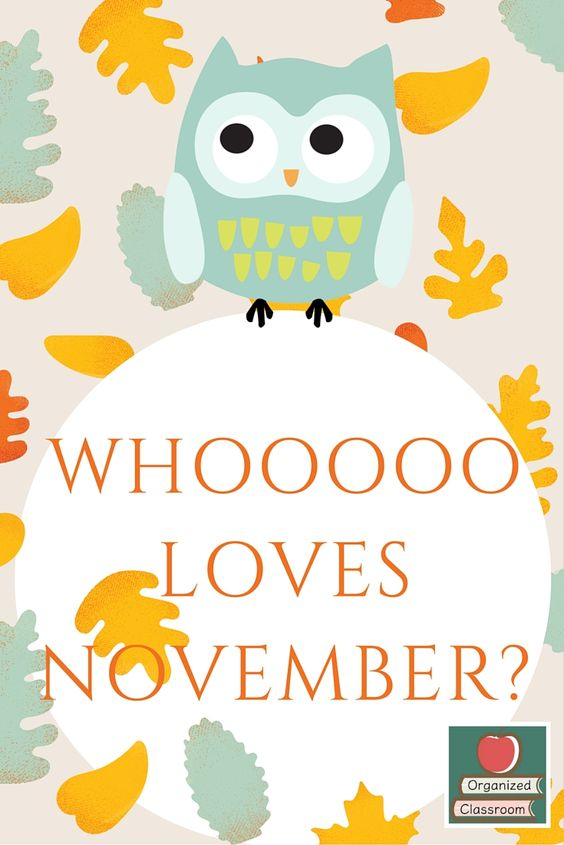 The most popular posts for November are shared out again for review - and I have a new freebie just for the season I know you will adore too!