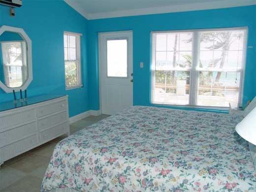 """Blue Paint"" Interior Designs Bedroom"