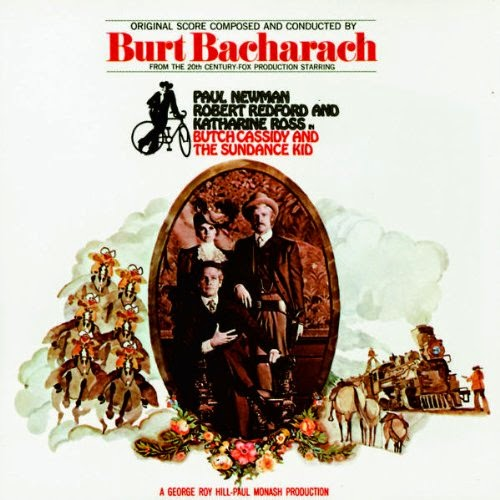 Butch Cassidy and the Sundance Kid, Burt Bacharach