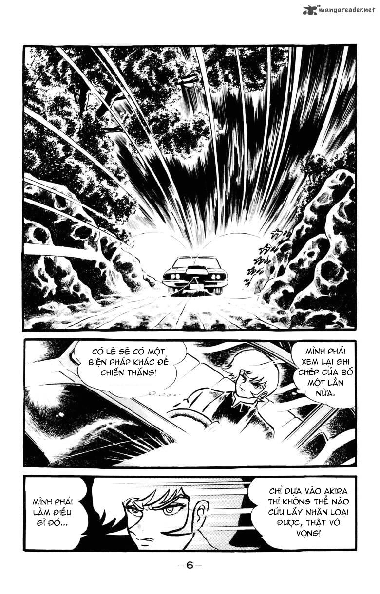DevilMan chapter 22.1 trang 3
