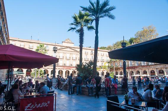 Plaza nueva. Bilbao