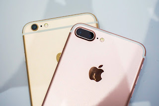 Kamera iPhone 6S dan iPhone 7