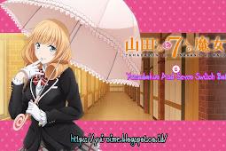 Download Wallpaper Anime Yamadakun And 7 Penyihir Batch HD