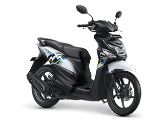 Honda Beat eSP 2019
