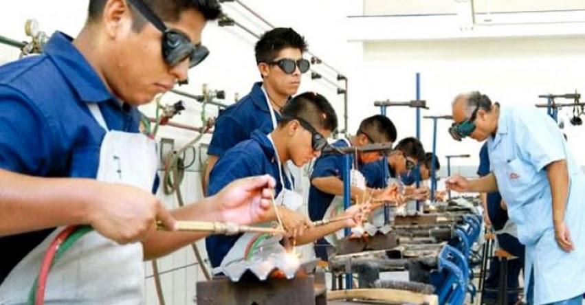 MINEDU inicia la reforma de la Educación Técnico - Productiva - www.minedu.gob.pe