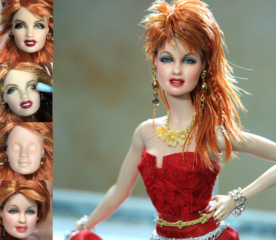 09-Cyndi-Lauper-Noel-Cruz-Hyper-Realistic-Make-up-on-small-Dolls-www-designstack-co