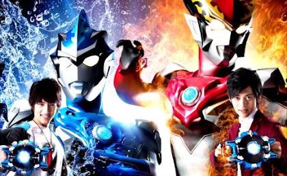 Ultraman R/B Todos os Episódios Online