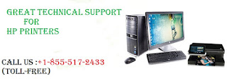 Hp Printer | Call Now +1-855-517-2433