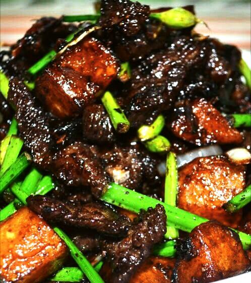 Resepi Daging Masak Kicap Ringkas Dan Sedap