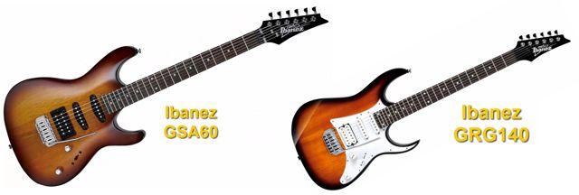 Guitarras Ibanez Baratas para Principiantes