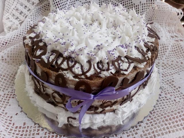 Posna afrička torta