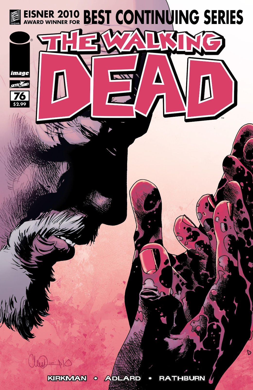 The Walking Dead issue 76 - Page 1