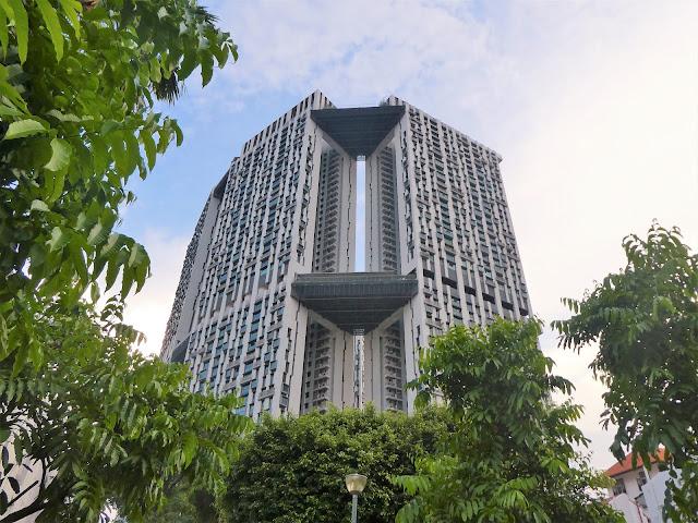 udda sevärdhet i Singapore