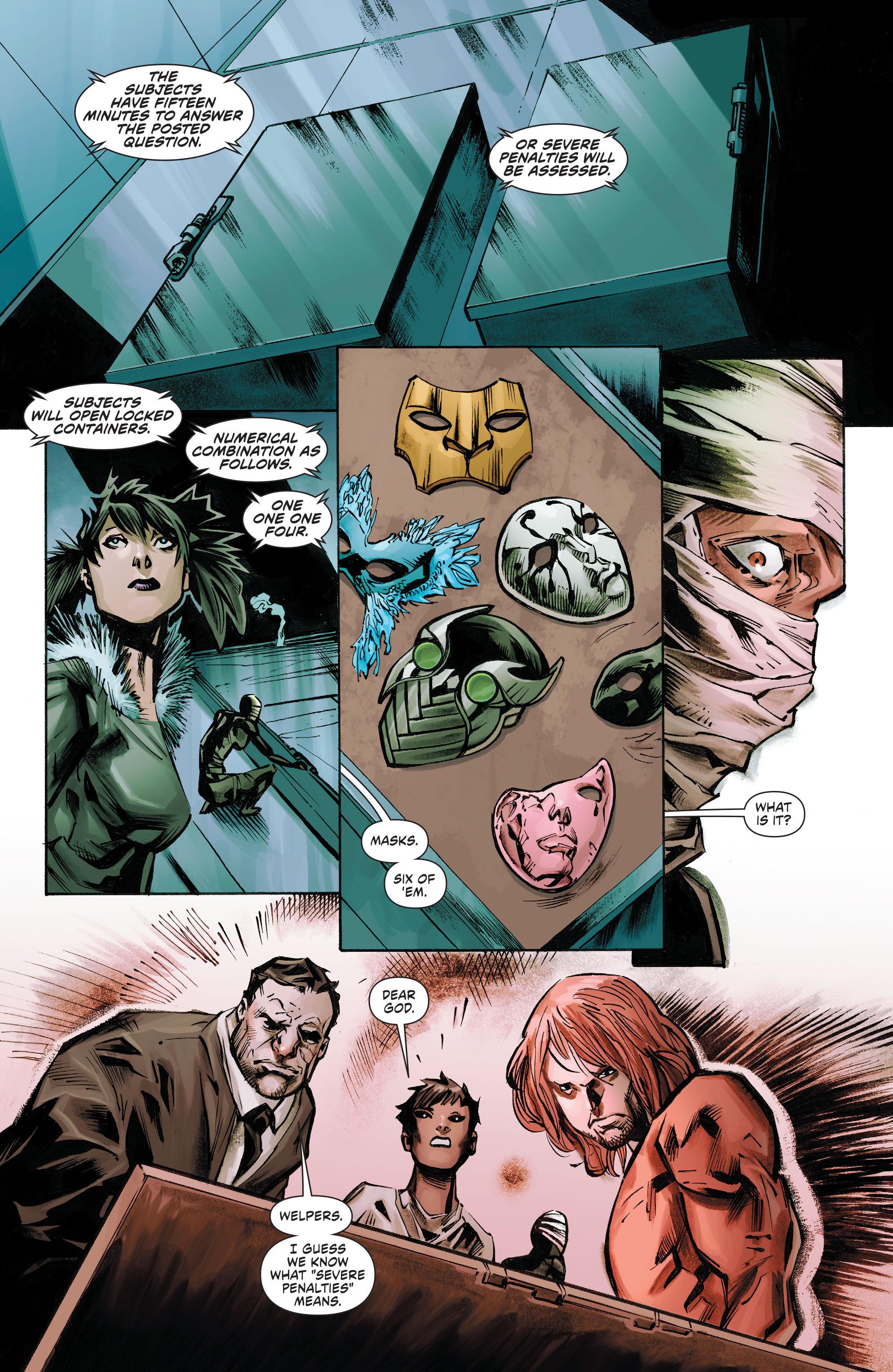 Read online Secret Six (2015) comic -  Issue #1 - 14