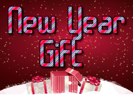 G7games New Year Gift Wal…