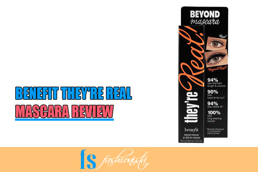 Benefit Beyond They're Real Mascara Review