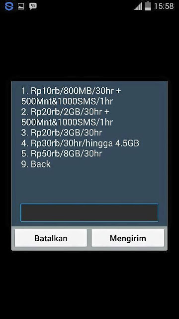 Promo Internet Telkomsel Flash 8 GB Cuma Rp 50