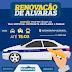 Eunápolis - Táxi, Mototáxi, Motofretes, Escolares e Ônibus devem renovar alvarás até dia 15 de março
