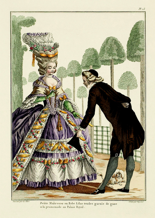 Ekduncan My Fanciful Muse 1779 Walking Dress And Other