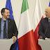 Salvini varsói látogatása a szövetségesek keresése jegyében zajlott