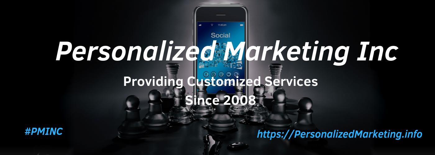 Personalized Marketing Inc