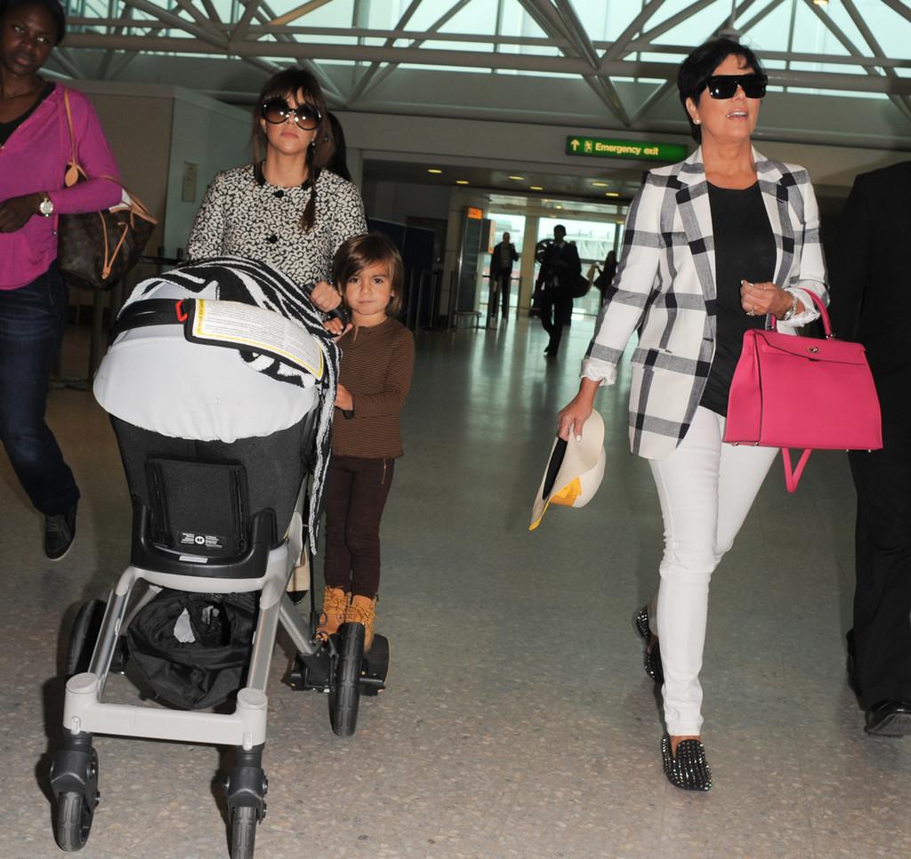 The Kardashians In Greece