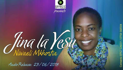 Download Mp3 | Niwaeli Mkhortia - Jina la Yesu