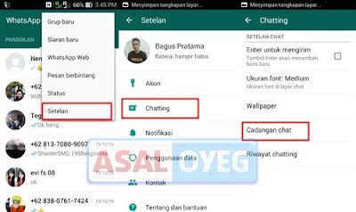 cara backup chatting whatsapp