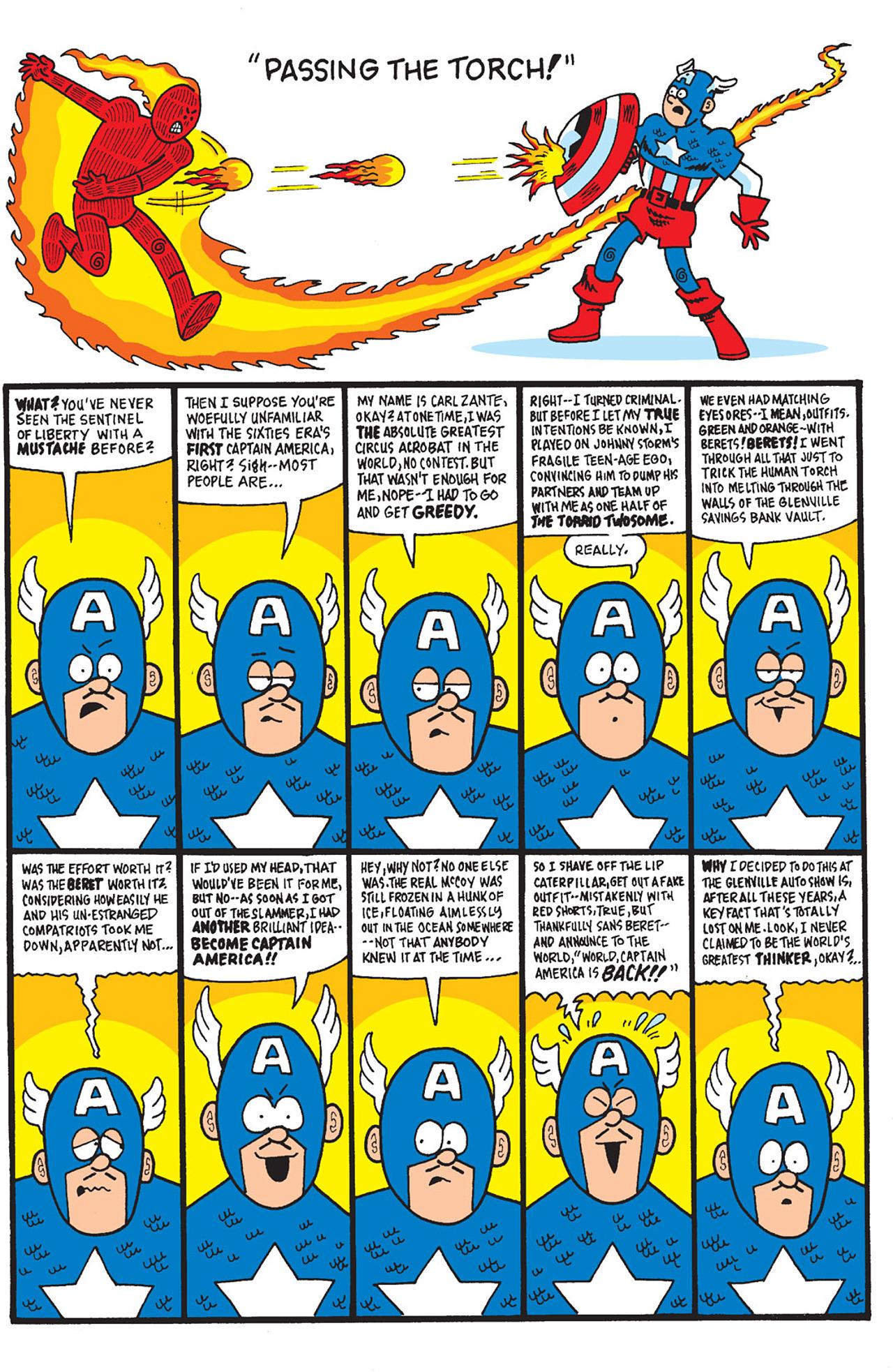 Read online Captain America (2005) comic -  Issue #50 - 39