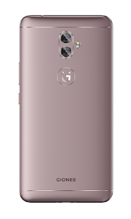 Gionee A1 Plus_Mocha Gold 1