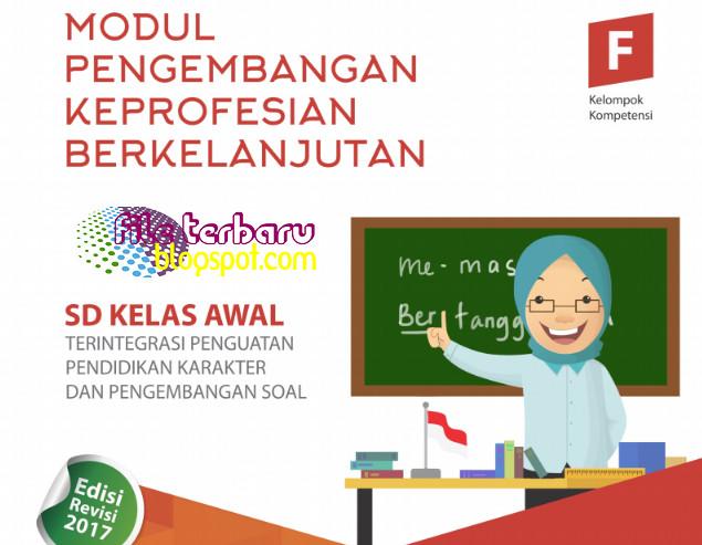 Modul SIM PKB Guru SD Kelas Awal Semua Kompetensi