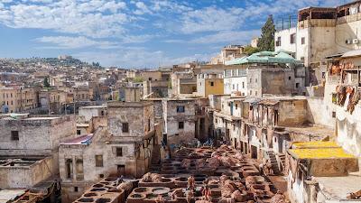 Objek Wisata Unik Di maroko