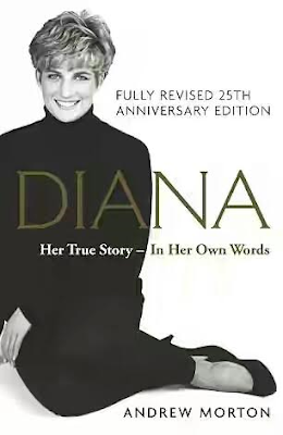 Late Princess Diana said her father once slapped her mother, in new book that lays bare her unhappy childhood and marriage