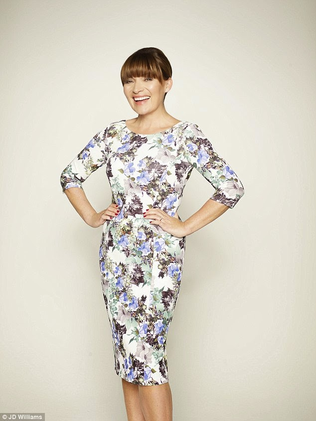 Lorraine Kelly unveils her first-ever clothing range designed for 50-plus women who 'are in their prime and want to look fashionable
