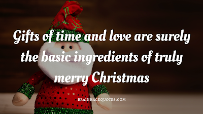 Christmas Quotes - Brain Hack Quotes