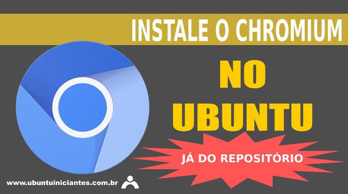 chromium uma alternativa ao google chrome para ubuntu linux e windows