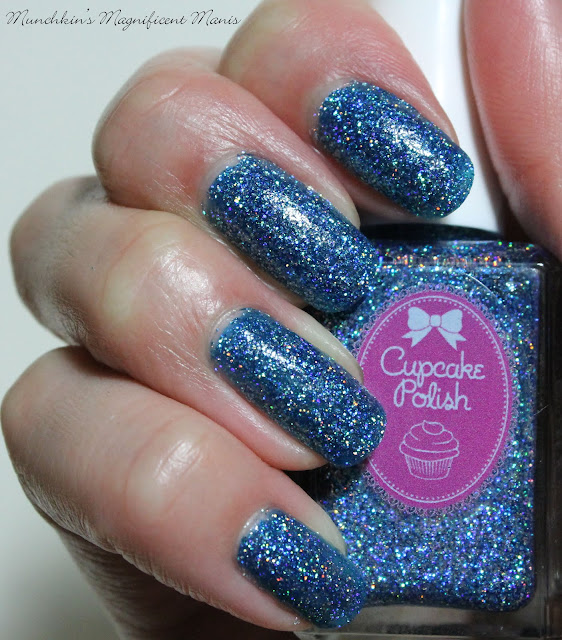 Cupcake Polish- Queen Frostine
