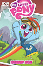 MLP Micro Series #2 Comic Cover Retailer Incentive Variant