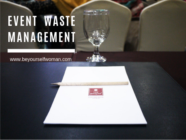 5 Event Waste Management Suggestions
