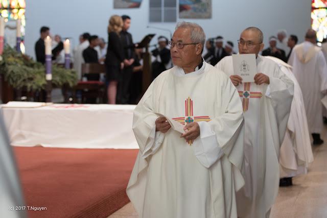 Hình ảnh thánh lễ an táng Đức Cha Dominicô Mai Thanh Lương - Ảnh minh hoạ 8