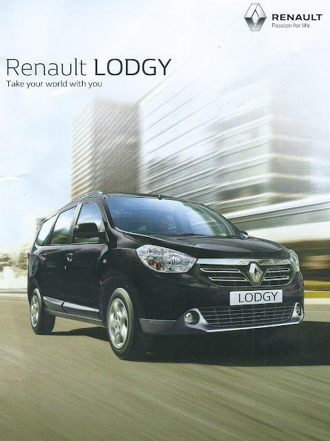 Renault Lodgy, MPV, Renault India