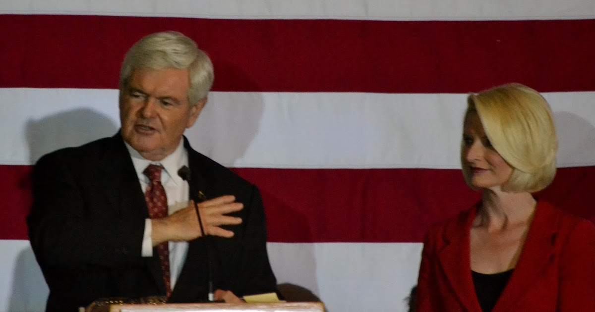 Newt Gingrich Visits Space Coast, Calls For Permanent Moon ...