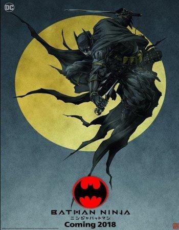 Batman Ninja (2018) English 720p WEB-DL